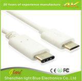 In het groot 3FT Nylon Gevlecht Type C 3.1 Kabel USB