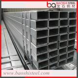 Tubo de acero cuadrado de la INMERSIÓN caliente de ERW y rectangular galvanizado