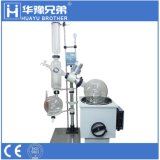 De chemische Vacuüm Roterende Evaporator van de Gefractioneerde distillatie van het Glas