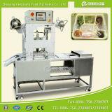 Máquina de embalagem do recipiente do fast food Fs-1600, geléia, máquina da selagem do macarronete imediato