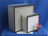 Фильтр H13 HEPA для чистой комнаты с алюминием