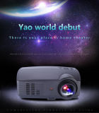 LED Projector LCD 3D Village Projector de cinema em casa