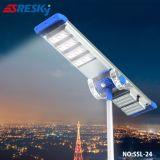 Горячие продавая солнечные света Lamp&Solar улицы с дистанционным управлением отметчика времени датчика движения