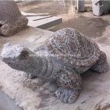 Sculpture en coq animal de granit pour décoration