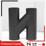 Tipo di plastica accessori per tubi dell'iniezione H dell'impianto idraulico del PE delle acque di rifiuto
