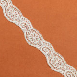 Qualidade superior Pink Indian George Lace Fabric