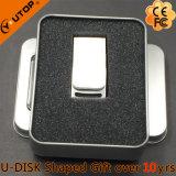 도매 선전용 선물 가죽 USB 섬광 (YT-5116-01)
