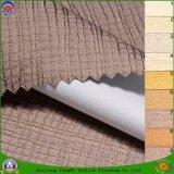 ホーム織物窓カーテンのためのポリエステルによって編まれる防水Frのコーティングの停電ファブリック