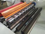 Film de ruban adhésif fendant et machine de rebobinage pour le papier et le tissu