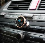 ユニバーサル磁気サポート携帯電話車のダッシュのホールダーの立場の台紙、金属、耐久財、金、白、自由なログ