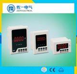 mètre du mètre d'énergie de chiffres de mètre d'affichage numérique Monophasé de mètre de KWH de panneau de tension de l'affichage à cristaux liquides 96X96/KWH