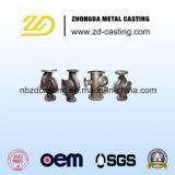 Vlave con il acciaio al carbonio timbrando con l'alta qualità