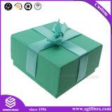 De Verpakkende Doos van de Gift van het Karton van de Kleding van Bowknot van het lint