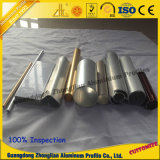 Tubo Quadrado de alumínio /tubo redondo/Tubo Oval/ Tubo octogonal com anodizados