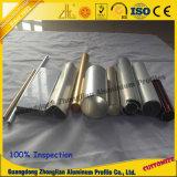 Tube carré en aluminium /tube rond ovale/tube/ Tube octogonal avec anodisé