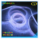 ETL 승인을%s 가진 SMD5050 IP65 LED 밧줄 빛