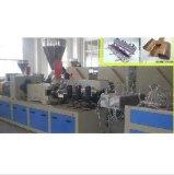 PVC bordant la ligne pleine du panneau Production/Extrusion