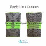 Luva de sustentação elástica do joelho da compressão