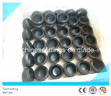 ASTM 개머리판쇠 용접 탄소 강철 A420 Wpl6 관 모자
