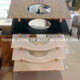 Granit-/Marmor-/Quarz-Steineitelkeitoberseite/Countertops für Küche, Badezimmer