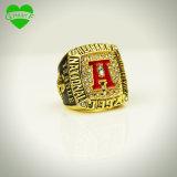 Anillo 1992 de campeonato nacional carmesí del baloncesto del Ncaa del anillo de campeonato de la marea de Alabama de la reproducción