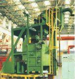 El delantal Tumblast Limpieza de la máquina (Q32 Series)