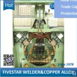 중국 스틸 드럼 만들기를 위한 최신 판매 솔기 용접 장비