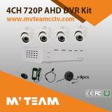 Лучшие продажи высокое качество 4CH Ahd домашние системы безопасности Mvt-Kah04