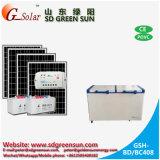refrigerador solar da C.C. 408L para o uso Home