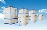 Surtidores del equipo de la depuradora de aguas residuales