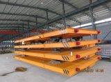 Carretilla ferroviaria usada taller del transporte de carga (KPX)