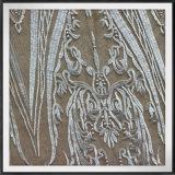 敏感な網の刺繍のレースのナイロン地上の網の刺繍のレース