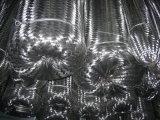 ステンレス鋼の編みこみのホース
