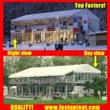 Fabricante China Aluminium Double Decker Carpa carpa de la ceremonia de la marca