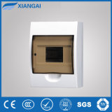 Carcasa de plástico con caja de distribución de la caja de superficie Hc-Ts6formas
