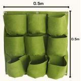 설치해서 느껴진 고품질 녹색 폴리에스테는 부대를 증가한다