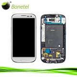 LCD do telefone celular para o Galaxy S3 White
