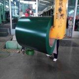 PPGI PPGL prepintó la bobina de acero cubierta el color de acero de la bobina