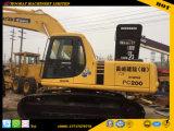 Excavador usado PC200-6, excavador de KOMATSU PC200-6, excavador de segunda mano PC220-6 de KOMATSU