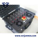 GPS WiFi van de hoge Macht Stoorzender van de Band van de Telefoon van de Cel de Multi (Waterdicht schokbestendig ontwerp)
