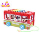 幼児W05c087のための新しく最も熱い教育マルチ木押しのおもちゃ