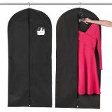Складные Non-Woven костюм крышку мешки для одежды костюмы и платья (ST54WB-1)