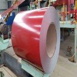 El color de acero prepintado de la bobina cubrió la bobina de acero para la hoja del material para techos