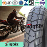 3.00-17 A motocicleta parte o pneumático/pneu com a boa câmara de ar interna
