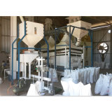 Завод по обработке чистки семени ячменя пшеницы 10 тонн/часа