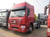 De Chinees Vrachtwagen van de Tractor HOWO/de Vrachtwagen/de Primaire krachtbron van de Aanhangwagen (ZZ4257S3241V)