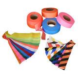 Fita de embandeiramento colorida com cor impressa ou contínua
