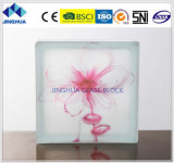 Высокое качество Jinghua лучшая цена художественных P-5 Окраска стекла блок/кирпича