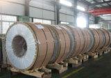 L'AISI : 201 bobine en acier inoxydable laminés à froid 0, 70mm*130mm de la Chine usine
