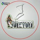 반사체 Keychain/PVC 안전 반사체 열쇠 고리 인쇄